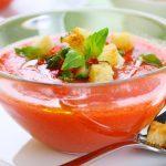 Chunky Gazpacho Recipe