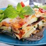 Herbed Eggplant Lasagna