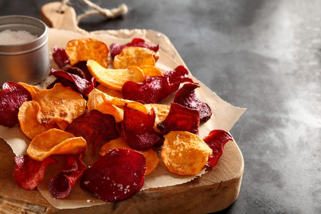 Recipe_Vegetable Chips