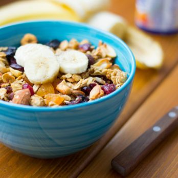 Fresh Fruit Muesli