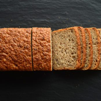 Quick Whole-Wheat Bread