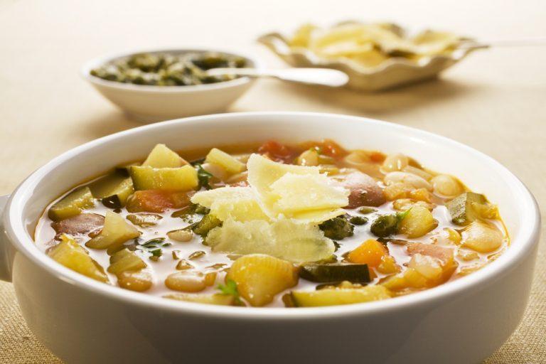 Recipe_Vegetable Pesto Soup