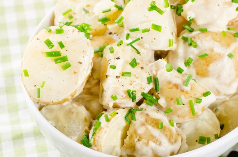 new potato salad recipe