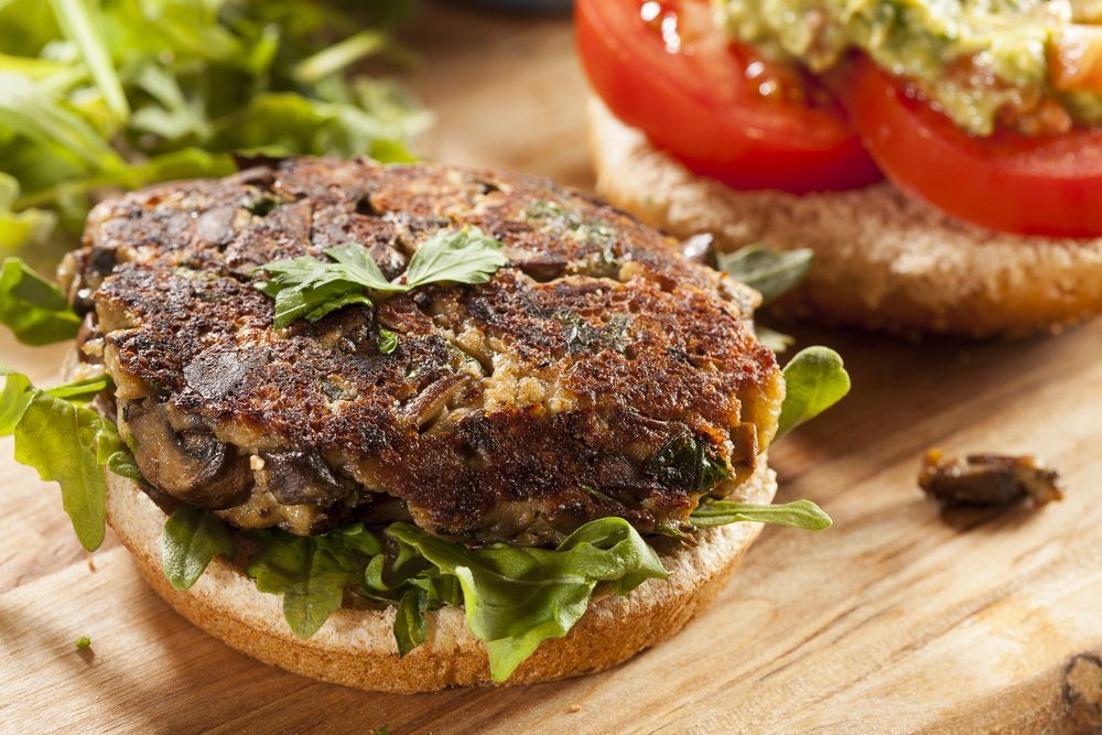 The Only Veggie Burger Recipe You'll Ever Need