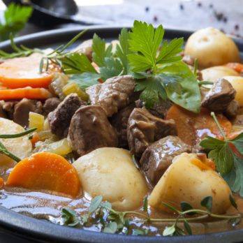 Healthy Irish Stew