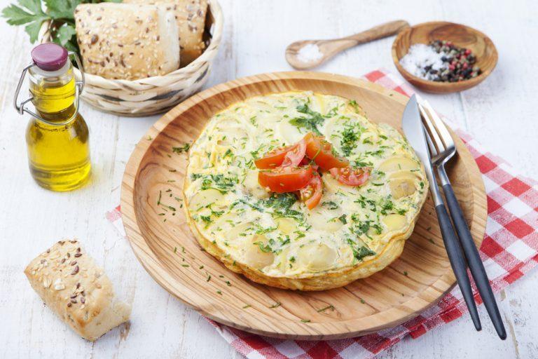 Recipe_Potato and Zucchini Tortilla