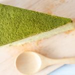 Matcha Green Tea Torte