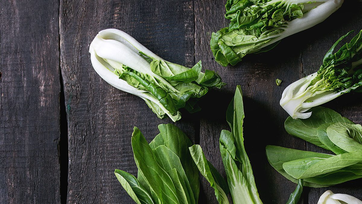 Healthy Foods, Bok Choy