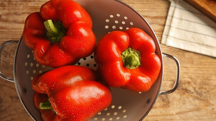 Healthy Foods, red peppers