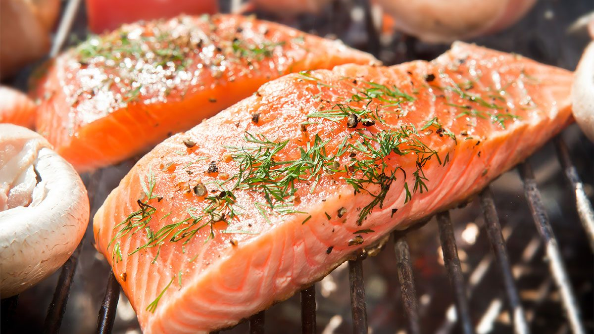 Healthy Foods, Salmon