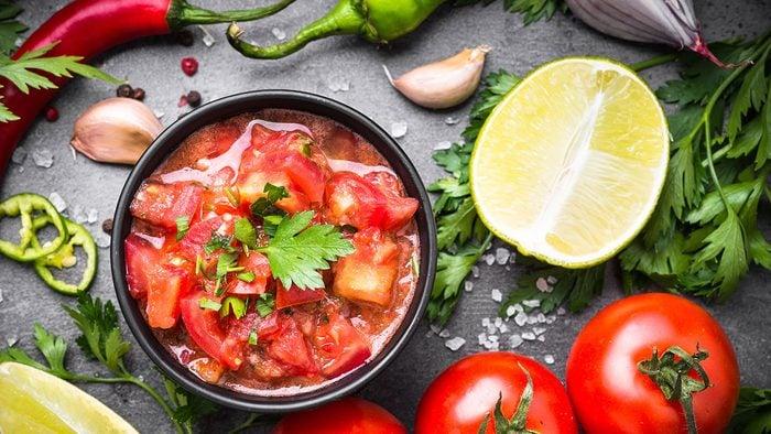 plant-based snacks | Healthy Foods, salsa