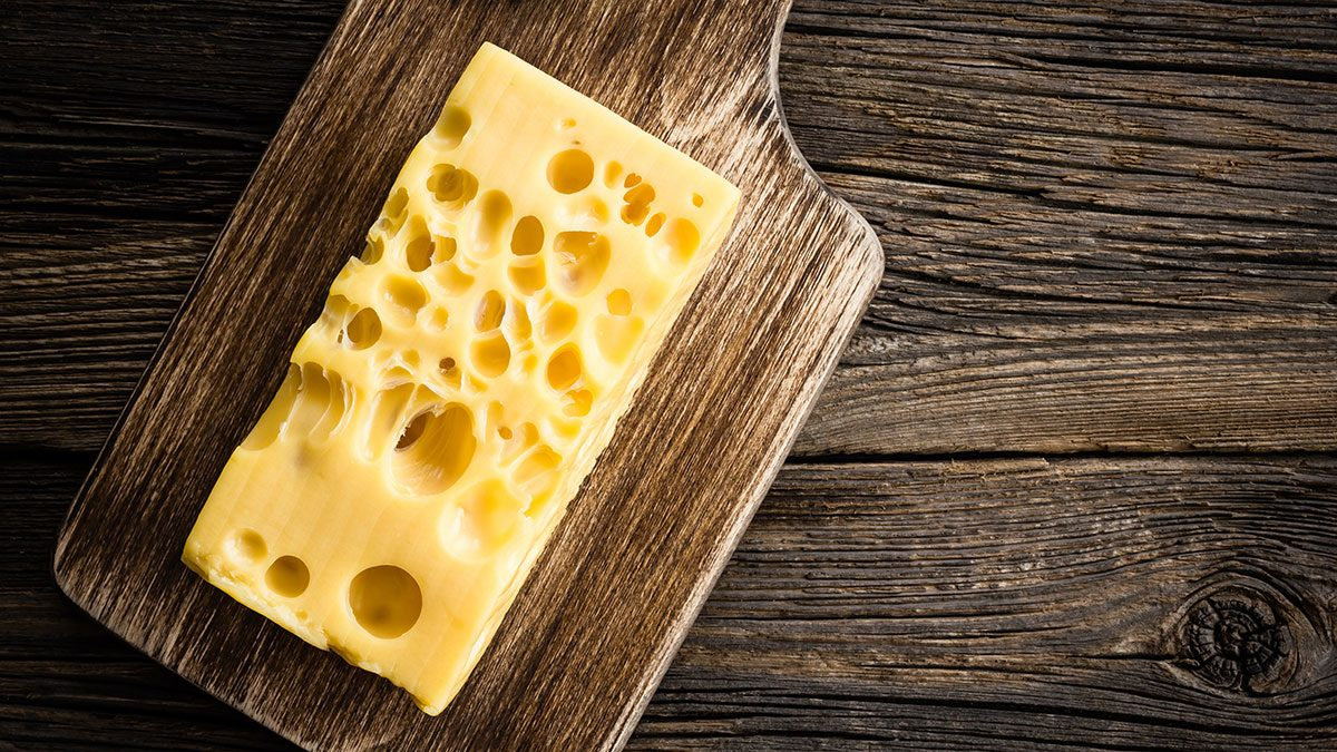 Healthy Foods, swiss cheese