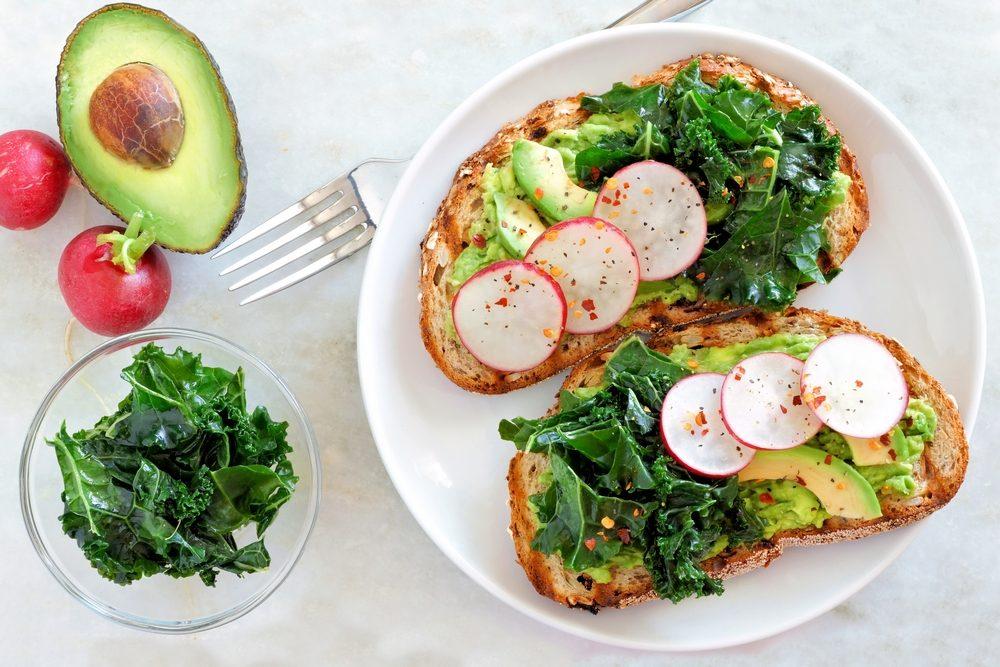 avocado toast_ healthier breakfasts