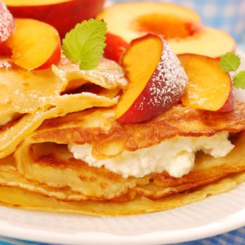 Our best healthy peach recipes