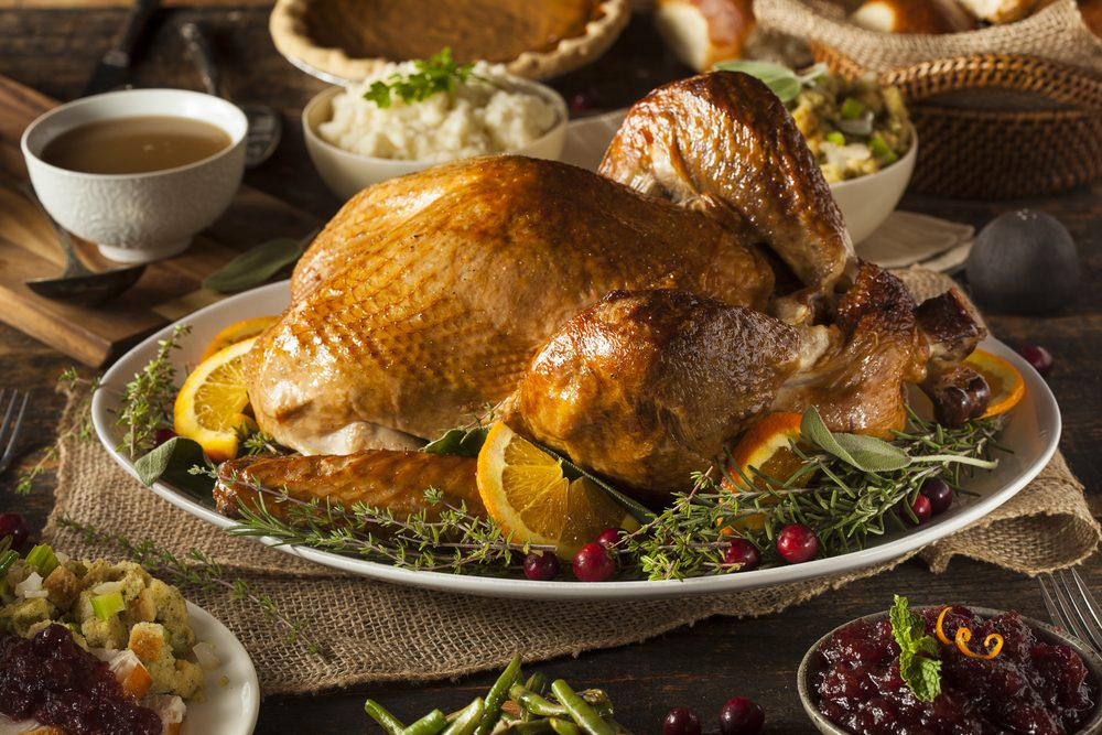 The Best Roasted Turkey Recipe