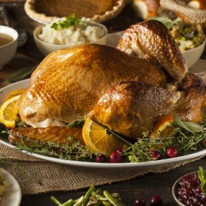 Classic Roasted Thanksgiving Turkey