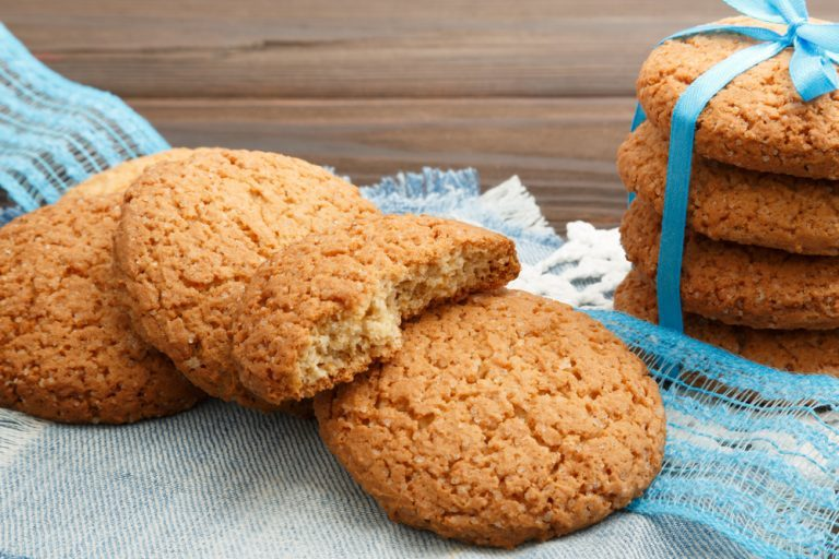Perfect Oatmeal Cookie Recipe