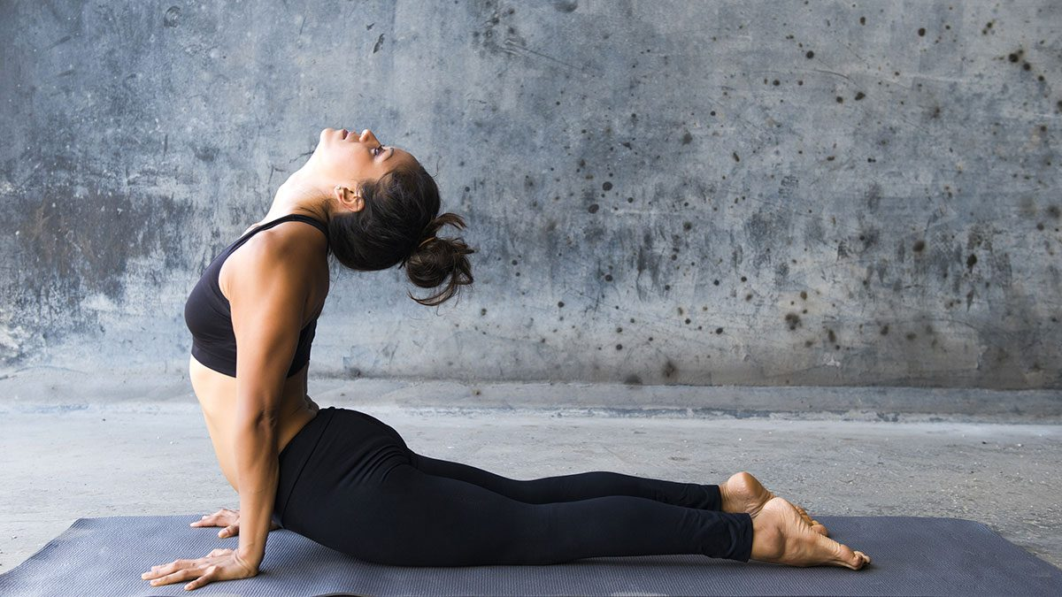 Yoga to Boost Energy, yoga