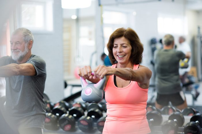 stay strong as you age_woman working out