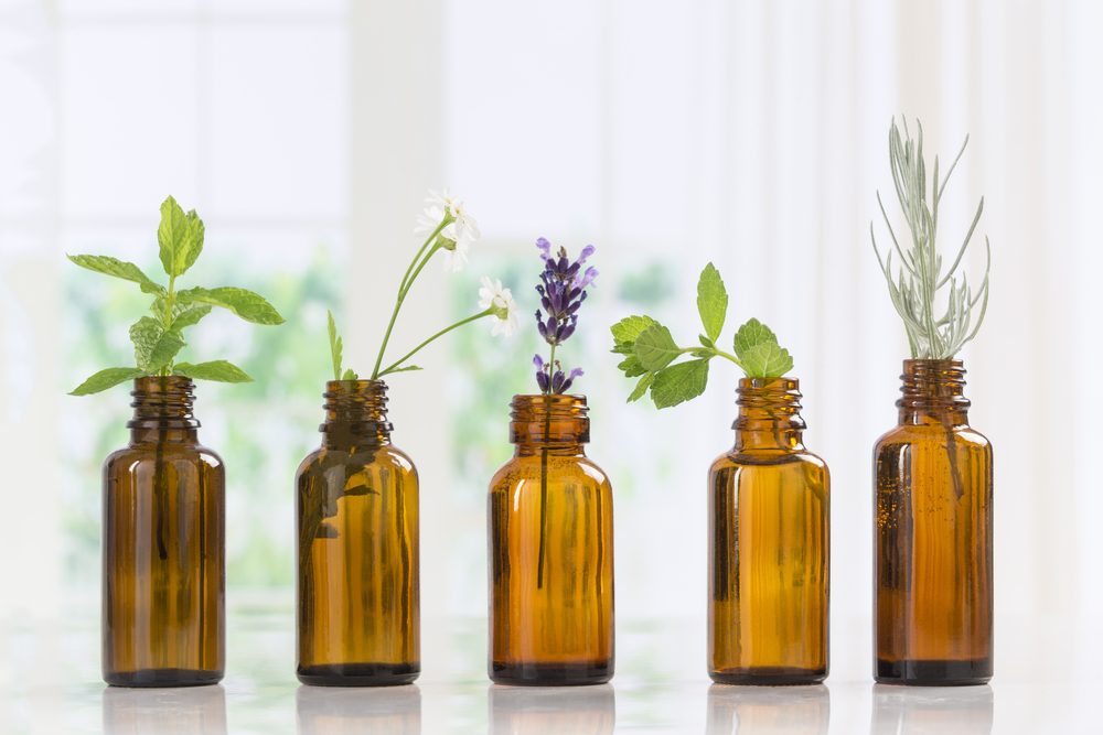 better vision_essential oils