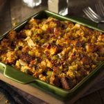 Wild Blueberry Cornbread Stuffing