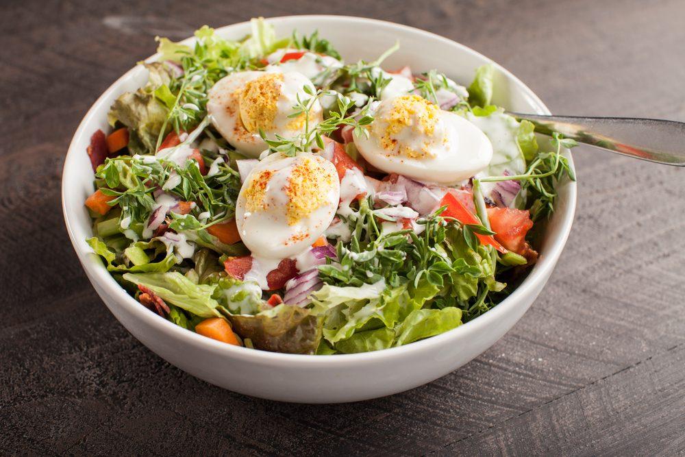 Stuffed Eggs | egg recipes