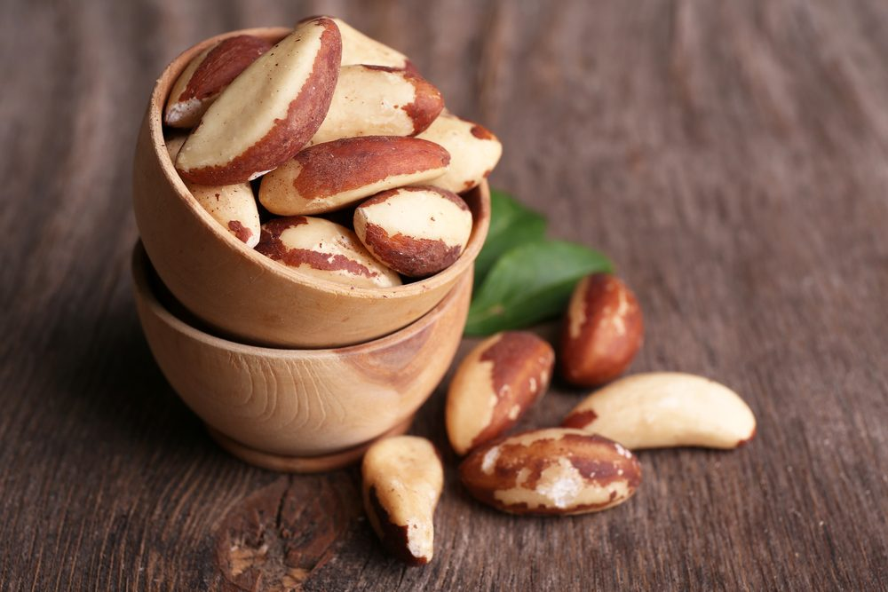 Lose weight fast, nuts