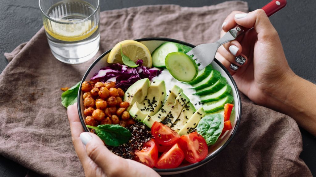healthy foods to eat to lose weight