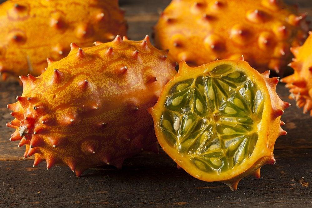 Kiwano-melon