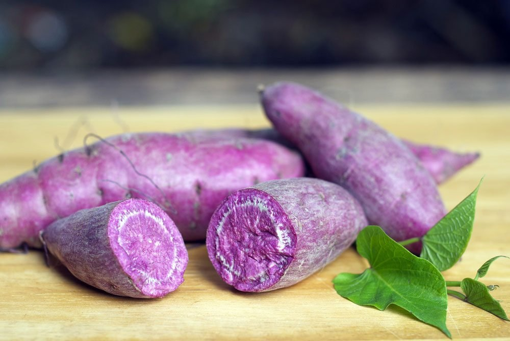 Purple-sweet-potato