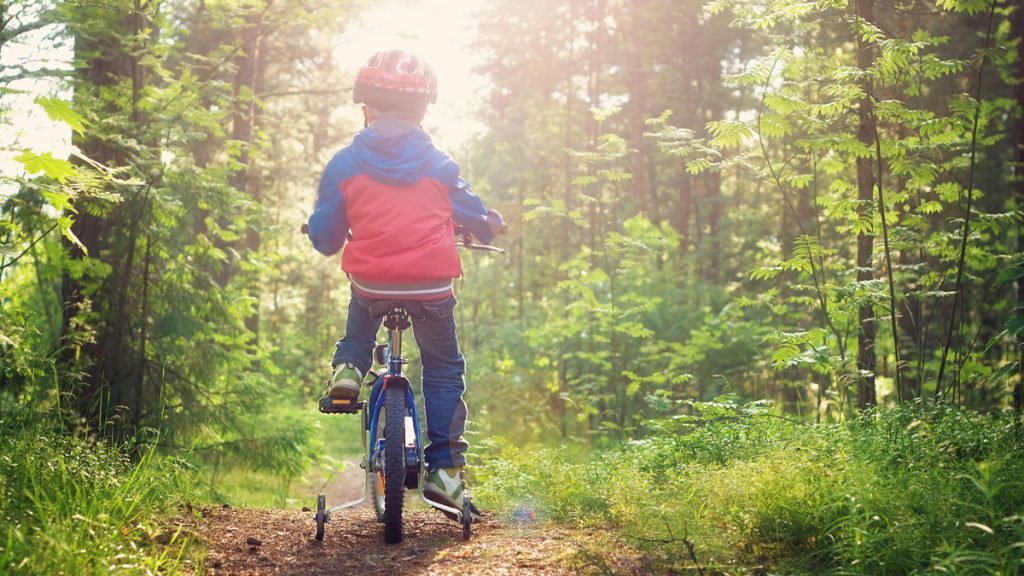 kids in nature nature deficit disorder
