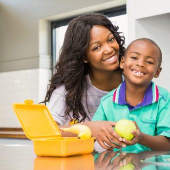 4 Healthy, Nut-Free Snacks Kids Love