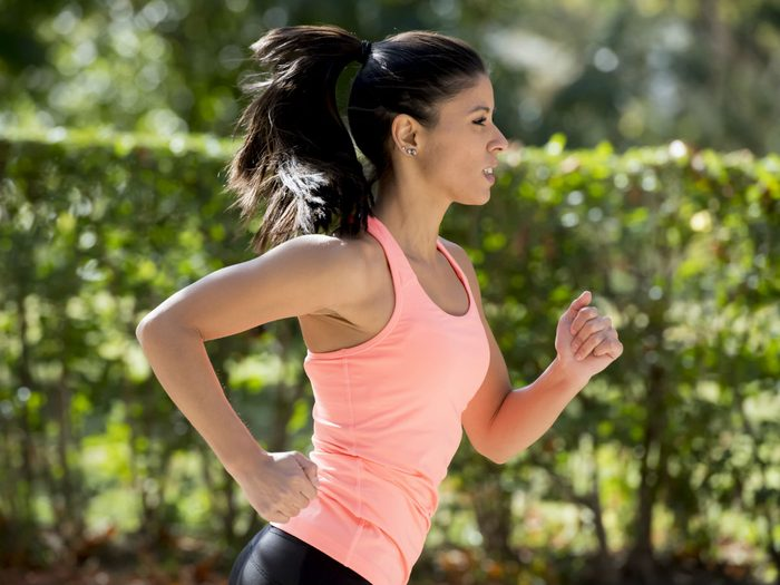 surprising health benefits of running slow