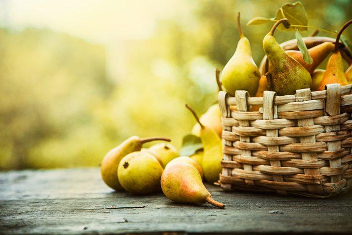 September Produce-Pears