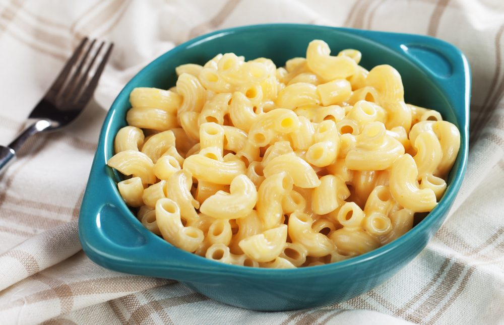 """Vegan Macaroni and """"Cheese"""""""