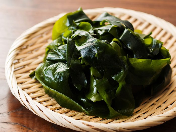 seaweed, beauty skincare
