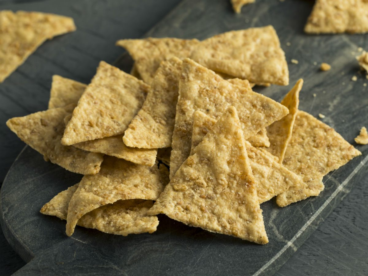 healthy party snacks multigrain tortilla chips
