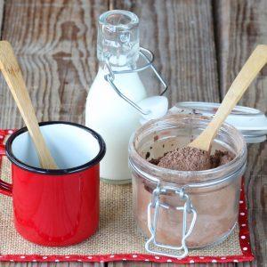 Guilt-Free Hot Cocoa Mix