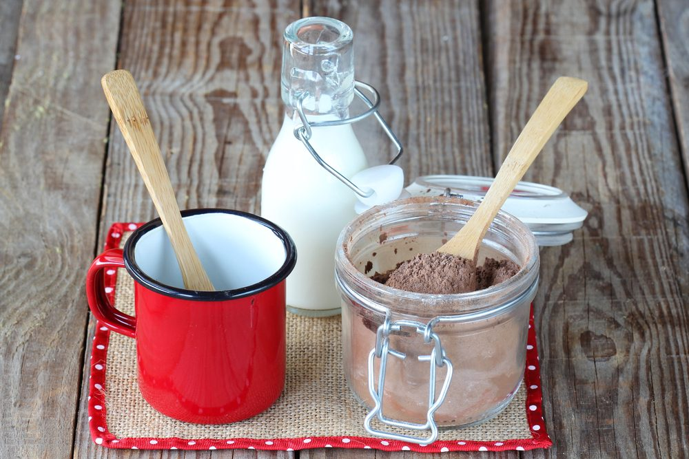 Guilt-Free Hot Cocoa Mix