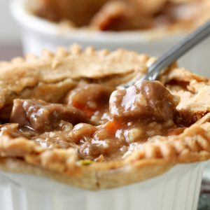Classic Comfort Food: Beef Pot Pie