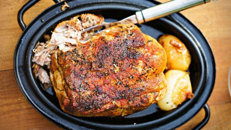 weight loss meal plan pork roast