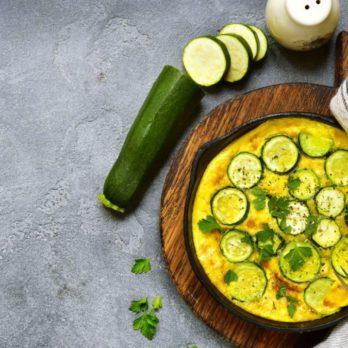Very Veggie Omelette