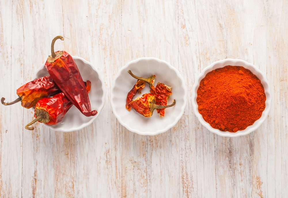 lose weight this summer_spices