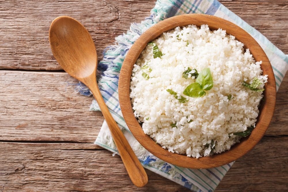 lose weight this summer_cailiflower rice