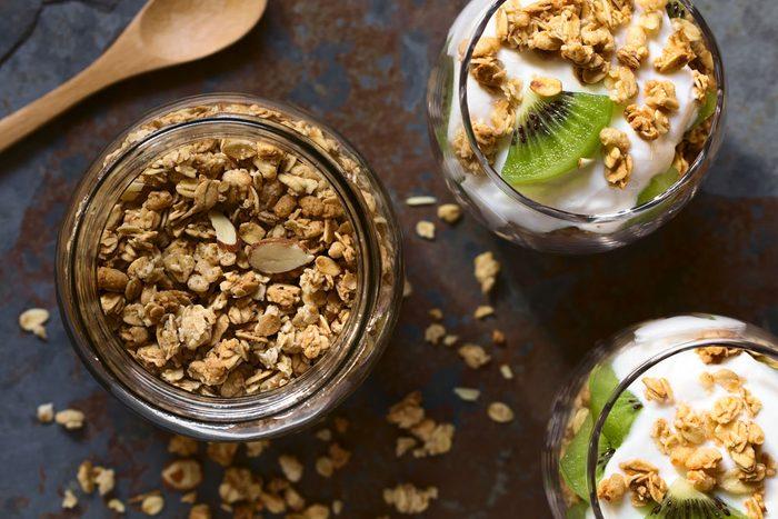 sugar-granola