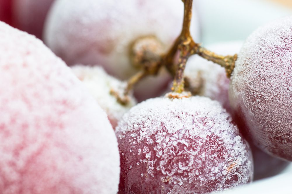 After-School-Snacks-Frozen Grapes