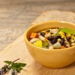 Delicious Spicy Black Bean Soup