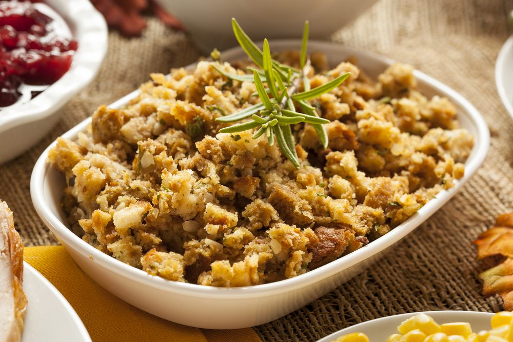Tips for making homemade stuffing