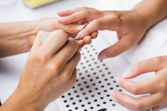 are manicure's safe