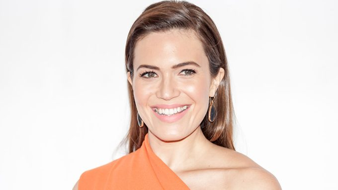 Mandy Moore is a role model for girls